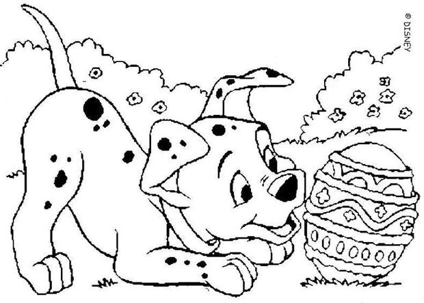 Desenhos Para Colorir De Filhote Com Ovo De Natal Pt Hellokids Com