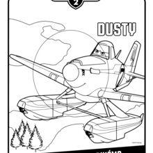 Dusty Voorasante