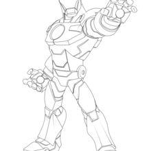 Homem de Ferro Os Vingadores