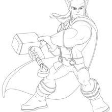 Thor Os Vingadores