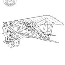 Os primórdios da aviação