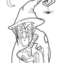 Poção de bruxa