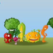 Reunião de legumes