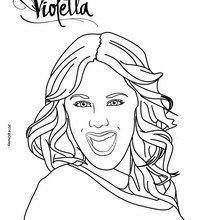 Retrato de Violetta