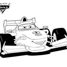 Desenhos Para Colorir De Francesco Bernoulli Carros 2 Pt