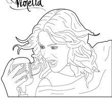 Violetta cant