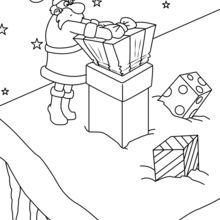 A entrega de presentes de Nat