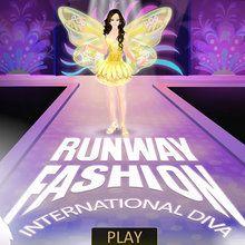 Desfile de moda: Diva Internacion