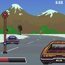 Corrida de carros