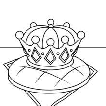 Panqueca de reis e coroa re