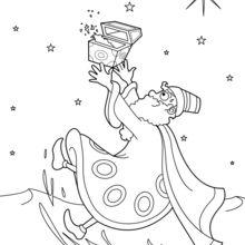 Rei Melchior mago