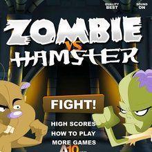 Zumbi contra Hamster