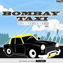 Taxi em Bombay