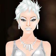 A Glamurosa Gal Gina : moda futurística