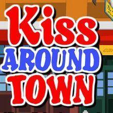 Beije pela cidade
