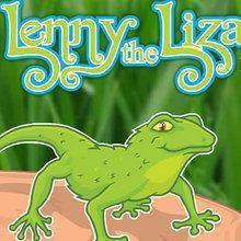 O Lagarto Lenny