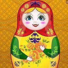 Minha boneca Russa
