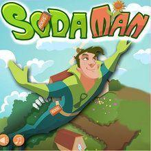 O homem refrigerante