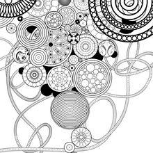 Círculos e rosetas