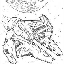 A Astronave do Anakin