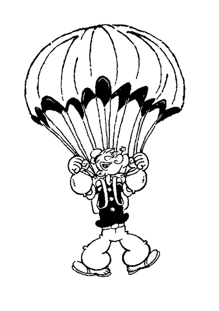 Desenhos Do Popeye O Marinheiro Para Colorir Desenhos Para