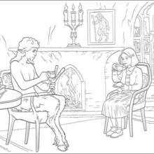 Sr. Tumnus e Lúcia