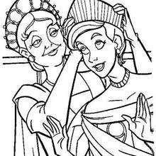 Anastásia e a imperadora Marie