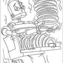 O robô lava-louças