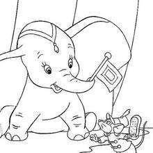 Dumbo e o Timóteo