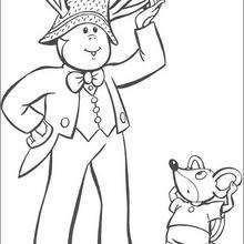 Bunkey e o rato Relojoeiro