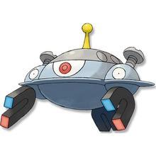 Desenho do pokémon Magnezone para colorir