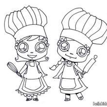 Prontos para cozinhar