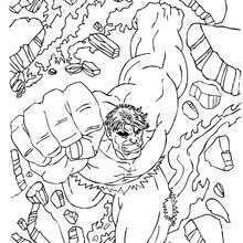 O Hulk está chegando