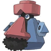 Desenho do pokémon Probopass para colorir