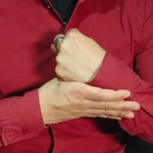 Como remover seu polegar?