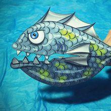 Peixe feroz