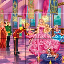 Barbie A Princesa e a Popstar, a bol
