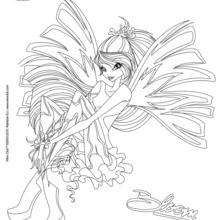 Bloom, Sirenix transformação