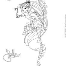 Stella, Sirenix transformação