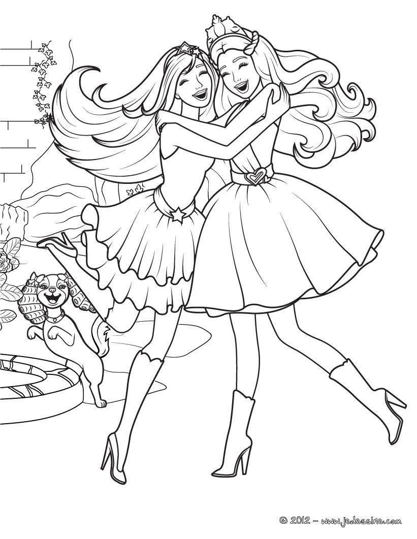 Desenhos Para Colorir De A Princesa Eo Impressão Popstar Pt