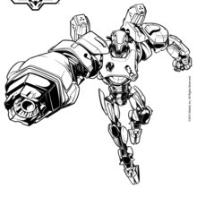 Aliado de Cytro Max Steel