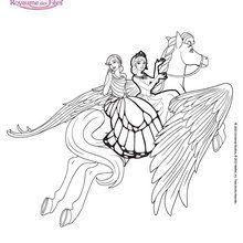 Catania e Mariposa sobreposição Sylvie