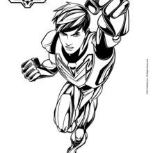 Max Steel e seus super poderes