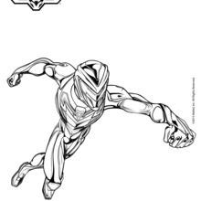 Max Steel para atacar