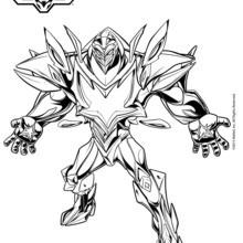 Miles Dread, o pior inimigo de Max Steel