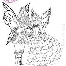 O Rei e Princesa Regellius Catania