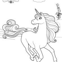 The Unicorn Rainha