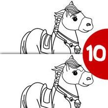 Cavalo que encontra
