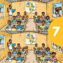 Uma classe Africano