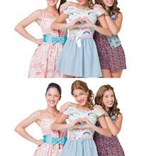 Francesca, Violetta e Camilla